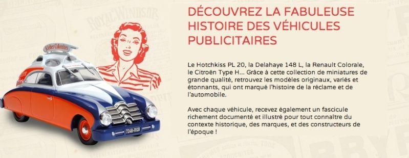 2015 > NOUVEAU > Hachette Collections + AUTO PLUS > La fabuleuse histoire des véhicules publicitaires Captur27