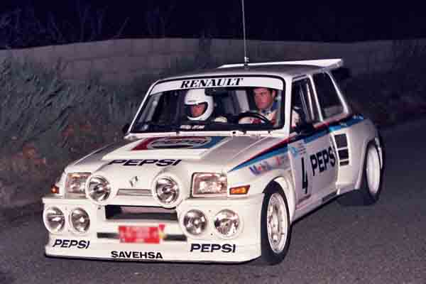 Nouvelle kit resine Renault 5 Maxi Turbo  - Page 2 -_000610