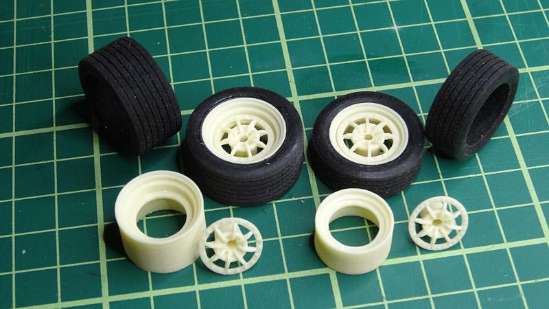Nouvelle kit resine Renault 5 Maxi Turbo  - Page 2 Braid_10