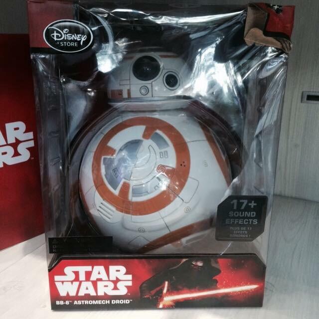 Les Articles Star Wars Disney Store Image36