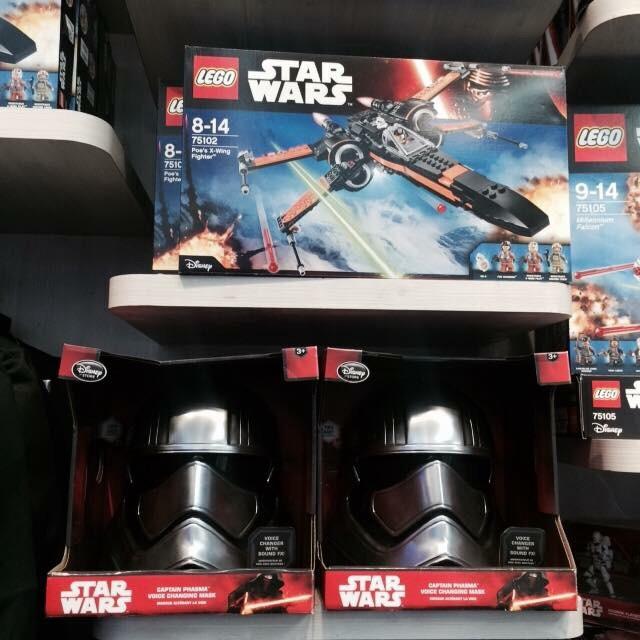 Les Articles Star Wars Disney Store Image38