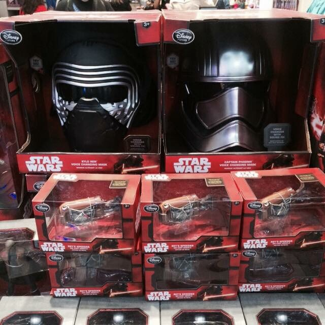 Les Articles Star Wars Disney Store Image43