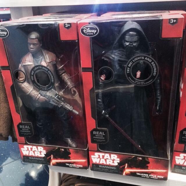 Les Articles Star Wars Disney Store Image45