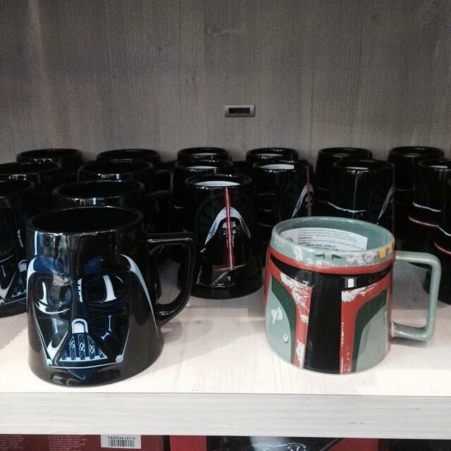 Les Articles Star Wars Disney Store Image51