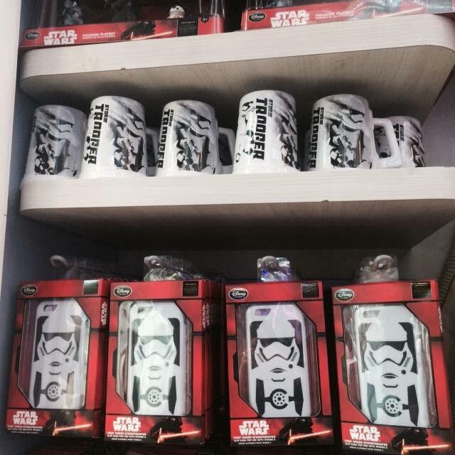 Les Articles Star Wars Disney Store Image52