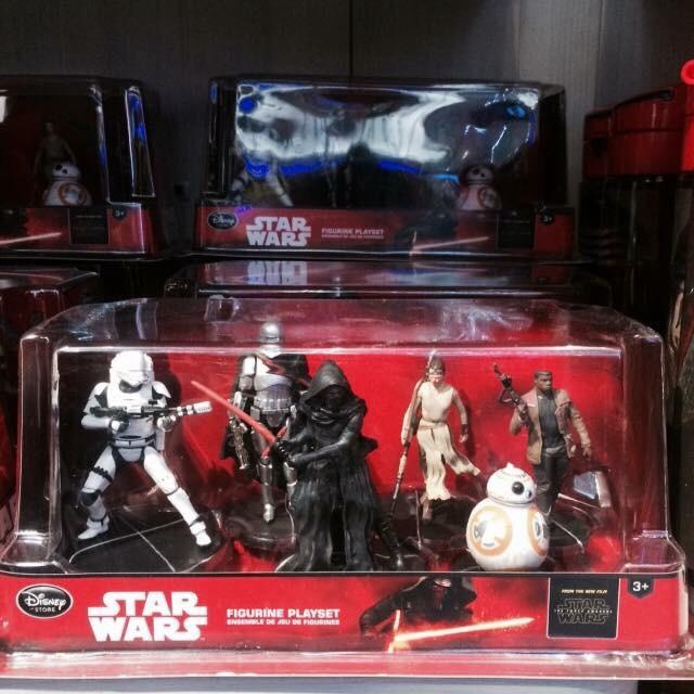 Les Articles Star Wars Disney Store Image55