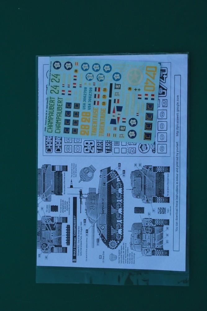 CHAMPAUBERT 1/35 M4A2 TASCA Img_9713