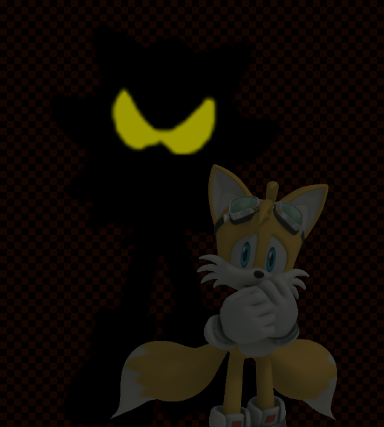Si Tails existait... - Page 2 Shadow10