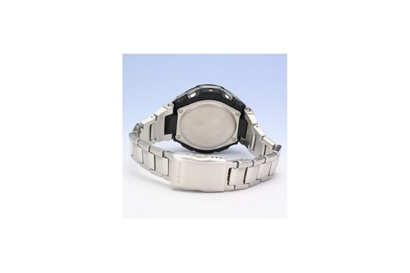 Bracelet métal des montres G-Shock, pas de sécurité ? Montre11