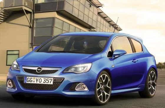 Der neue Astra GTC Opel-a10