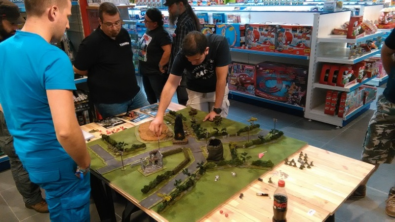 [Table] Bocage Normand 110