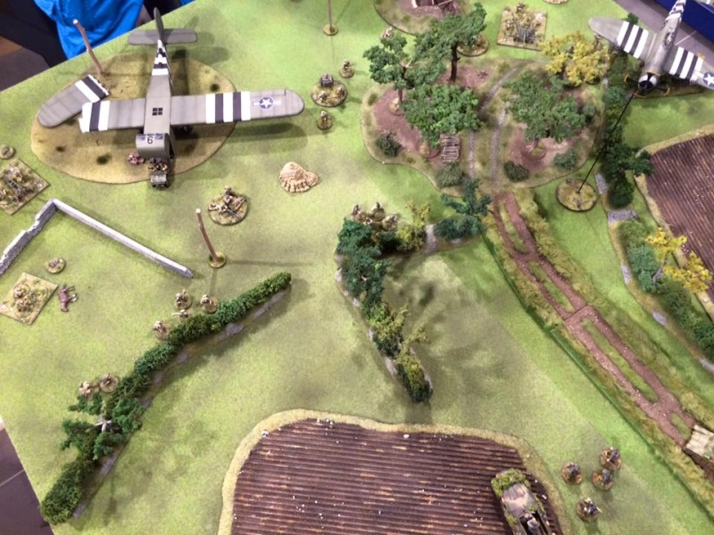 [Table] Bocage Normand C10
