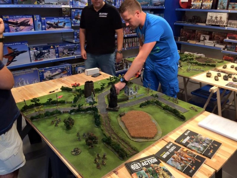 [Table] Bocage Normand I10