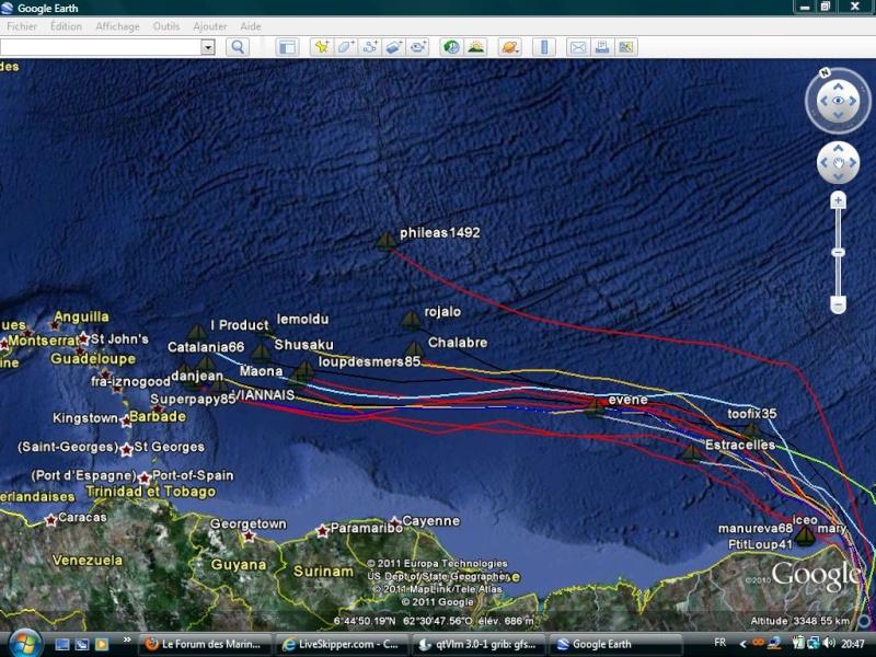 Velux 5 Oceans - départ le 17 Octobre - Page 27 Captur60