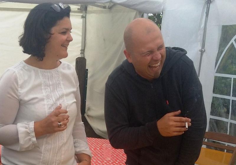 Visite surprise de Franky à la fiesta Picardie - Page 3 20150916