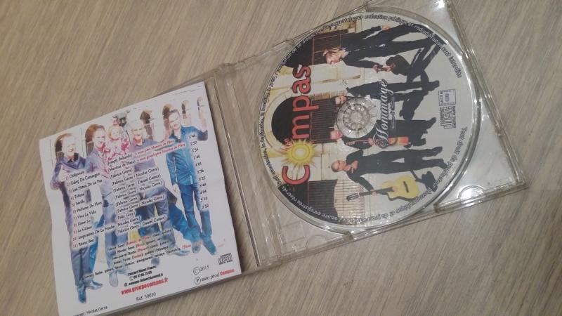 CD audio des rumbéros ou coup de coeur. 20151111