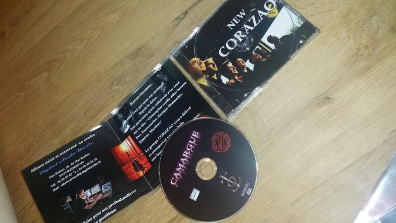 CD audio des rumbéros ou coup de coeur. 20151112