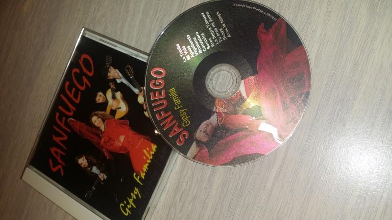 CD audio des rumbéros ou coup de coeur. 20151116