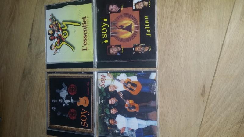 CD audio des rumbéros ou coup de coeur. - Page 2 20151122