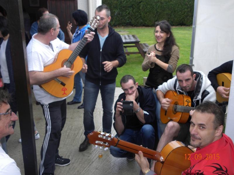 Visite surprise de Franky à la fiesta Picardie - Page 2 Dscn7336
