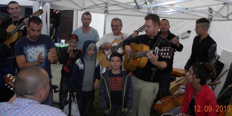 Visite surprise de Franky à la fiesta Picardie - Page 3 Dscn7342