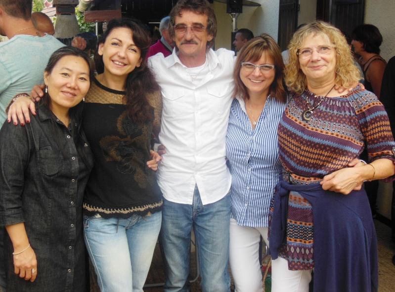 Visite surprise de Franky à la fiesta Picardie - Page 3 Dscn9024