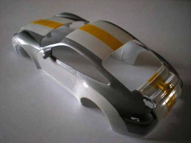 PORSCHE 997 GT3 RSR  Dscn4811