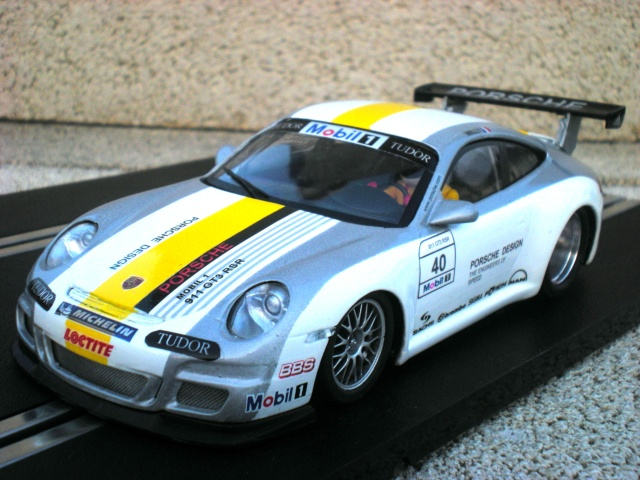 PORSCHE 997 GT3 RSR  Dscn4911