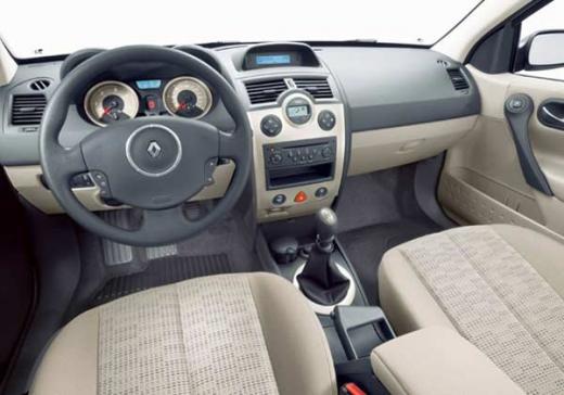 Récapitulatif des finitions Renault Mégane 2 phase 1 et 2 (2002-2009) Expres10