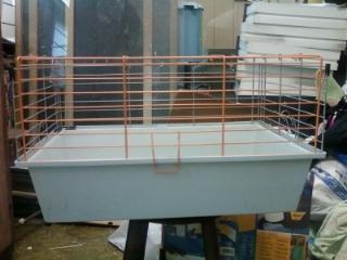 Vends cage à cobaye/lapin (Belgique) Sp_a0010