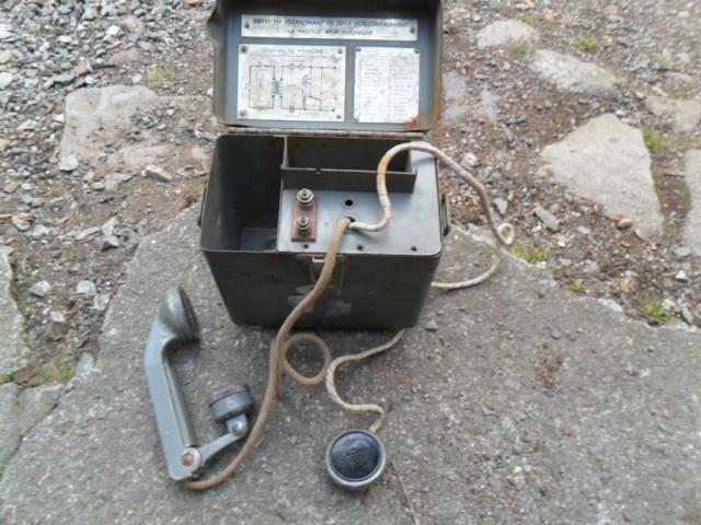 Telephone militaire T-M 1932 Sam_0573