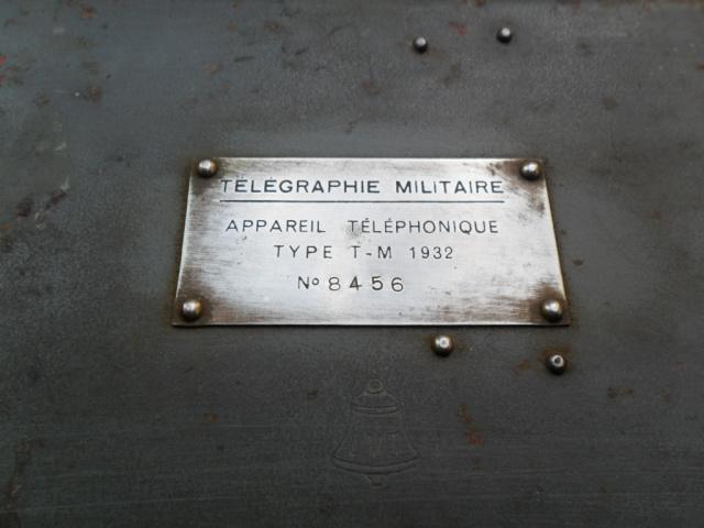 Telephone militaire T-M 1932 Sam_0577
