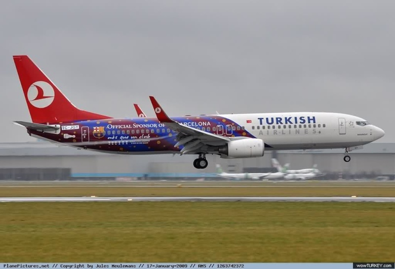Turkish Airlines 2d8ezr10