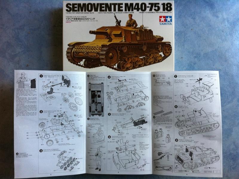 Semovente M40-75/18  Tamiya 1/35 Img_0916