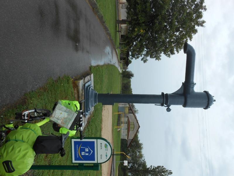 Mâcon à St-Léger-sur-Dheune ou Nolay par une voie verte [itinéraire] Dscn3916
