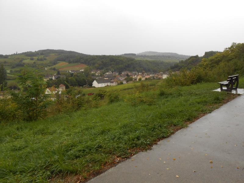 Mâcon à St-Léger-sur-Dheune ou Nolay par une voie verte [itinéraire] Dscn4012