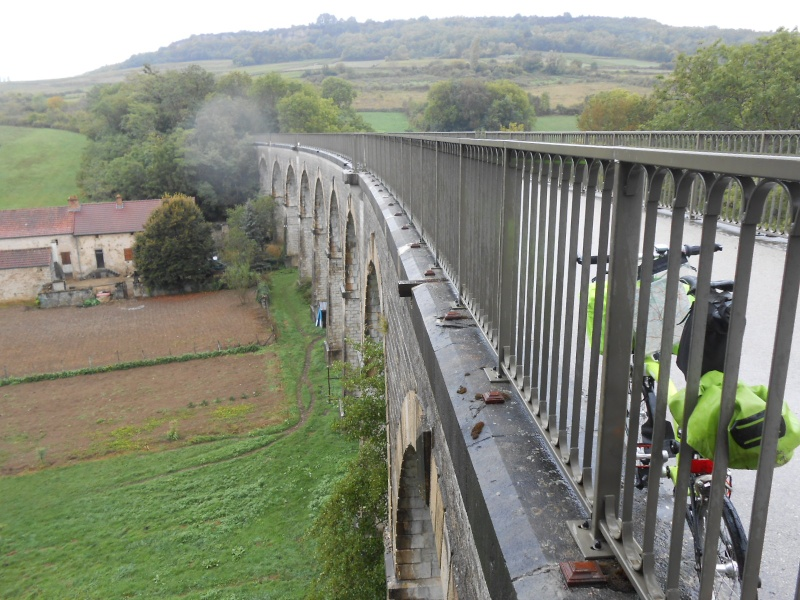 Mâcon à St-Léger-sur-Dheune ou Nolay par une voie verte [itinéraire] Dscn4015