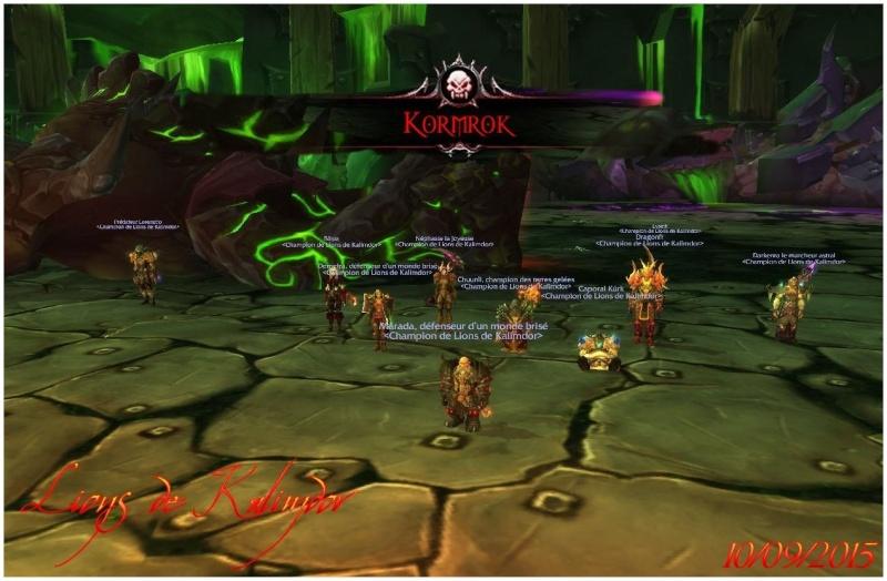Le forum des Lions de Kalimdor - Portail Citade15