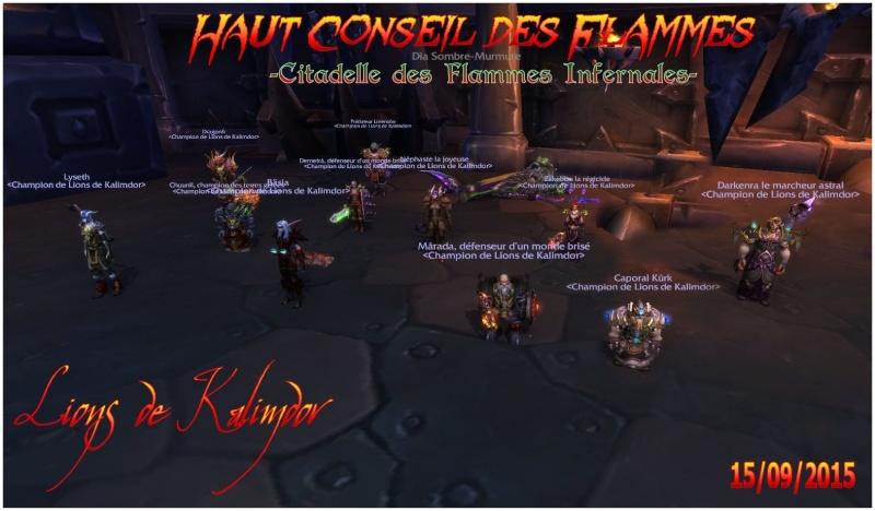 Le forum des Lions de Kalimdor - Portail Citade17