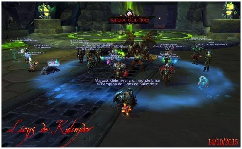 Le forum des Lions de Kalimdor - Portail Citade20