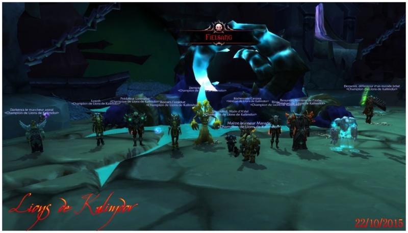 Le forum des Lions de Kalimdor - Portail Citade21