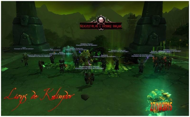 Le forum des Lions de Kalimdor - Portail Citade23