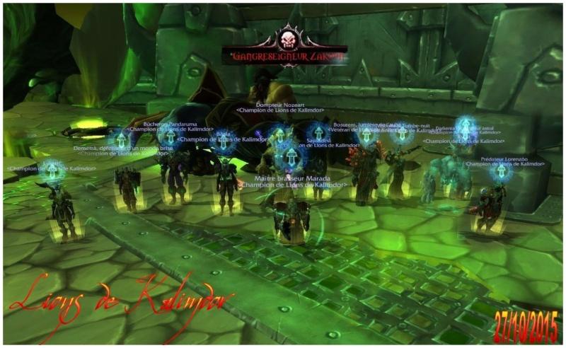 Le forum des Lions de Kalimdor - Portail Citade24