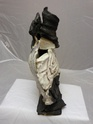 Studio Sculptural Vase - Probably Eddie Curtis  P1020413