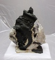 Studio Sculptural Vase - Probably Eddie Curtis  P1020416