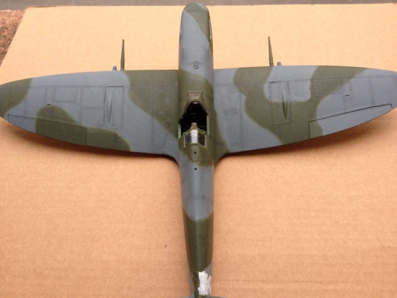 Spitfire IX [ICM] 1:48e (Projet AA) - Page 8 Img_4222