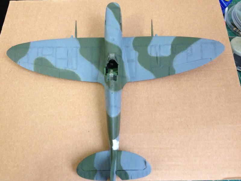 Spitfire IX [ICM] 1:48e (Projet AA) - Page 8 Img_4310