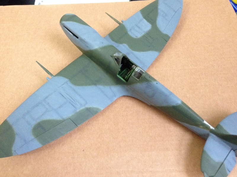 Spitfire IX [ICM] 1:48e (Projet AA) - Page 8 Img_4311