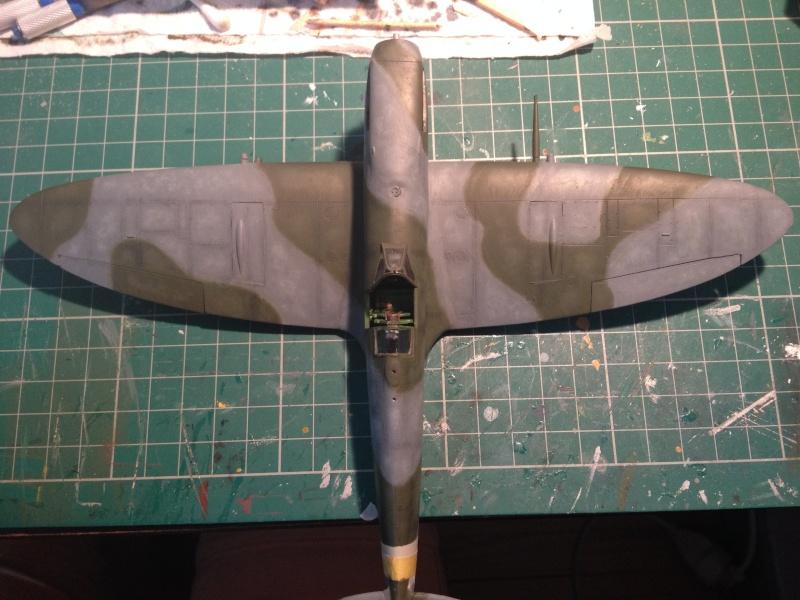 Spitfire IX [ICM] 1:48e (Projet AA) - Page 8 Img_4312