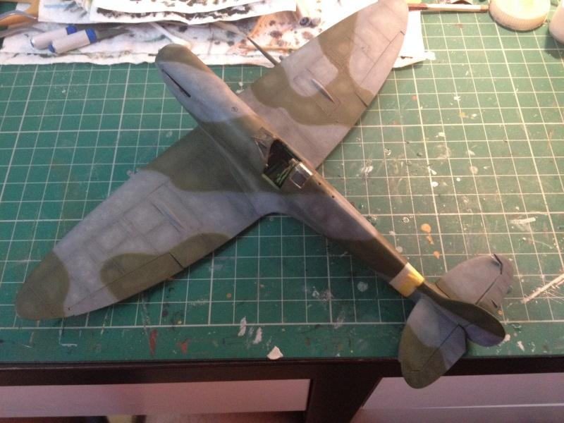 Spitfire IX [ICM] 1:48e (Projet AA) - Page 8 Img_4313